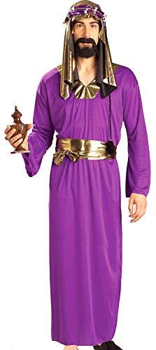 Wholesale Character Costumes (Forum Novelties Men's Biblical Times Wise Man Costume, Purple, One)