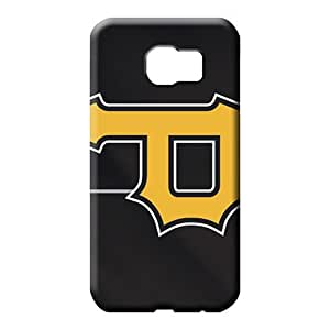 samsung galaxy s6 edge case PC series cell phone carrying shells pittsburgh pirates mlb baseball