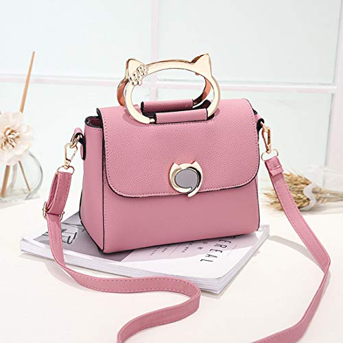 A Per Donna Pink Magai Red Borsa Messenger color Tracolla qFwOFIg5x4