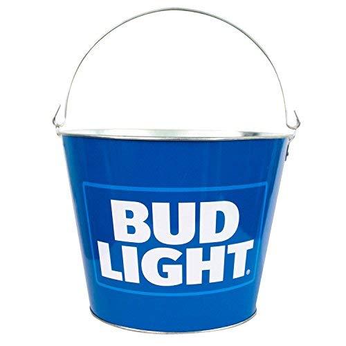 Bud Light Beer Bucket
