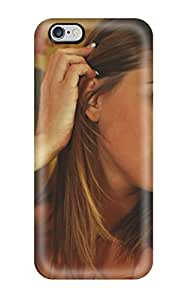 Fashion Tpu Case For Iphone 6 Plus- Meggan Mallone Defender Case Cover by Maris's Diaryby Maris's Diary