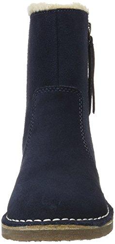 Esprit Koa Zip Bootie, Botines para Mujer Azul (400 navy400 Navy)
