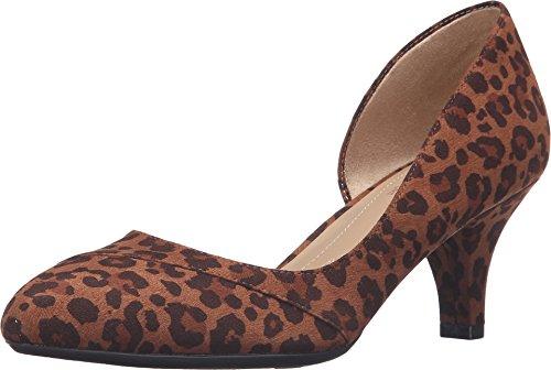 Naturalizer Women's Deva Cheetah D'Orsay 8 M (B) 50%OFF