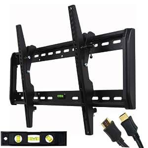 videosecu tilt tv wall mount for lg 50 55 60 65 55lb5900 55lb6100 55ub9500. Black Bedroom Furniture Sets. Home Design Ideas