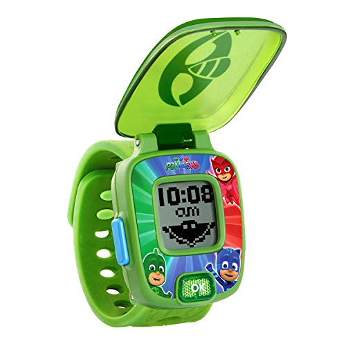 VTech PJ Masks Super Gekko Learning Watch]()