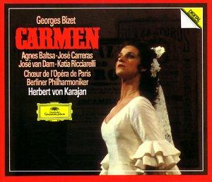 Bizet: Carmen (Gesamtaufnahme franz.) - Agnes Baltsa, José ...