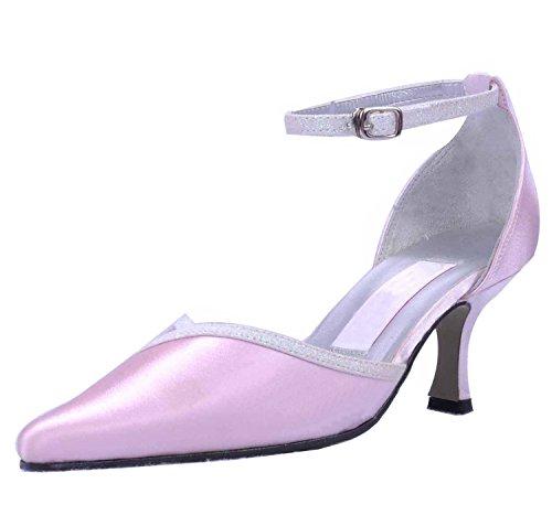 Kevin Fashion ,  Damen Modische Hochzeitsschuhe , rosa - Rosa - Rosa - Größe: 43
