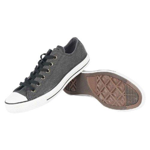 Converse Chuk Taylor OX Black 132291F Size 10
