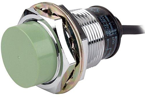 Autonics Proximity Sensor - Autonics PR30-15AC Cylindrical proximity sensor, Sensor, Inductive Prox, 30mm Round, Non-Shielded, AC, NC, 2 wire, 90-250 VAC