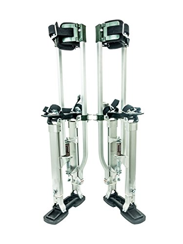 Sur-Pro Double Sided Aluminum 18''-30'' Drywall Stilts by Sur-Pro