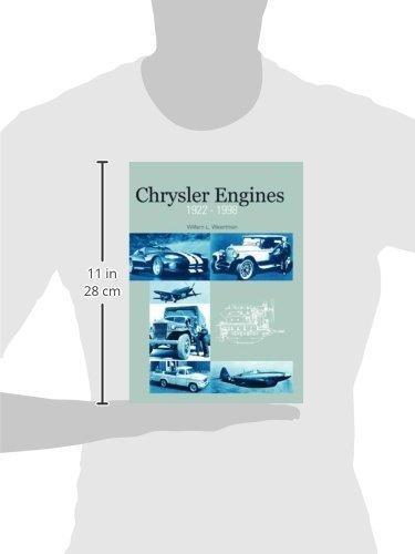 Weertman, W: Chrysler Engines, 1992-1998 Premiere Series Books: Amazon.es: Weertman, Willem L.: Libros en idiomas extranjeros