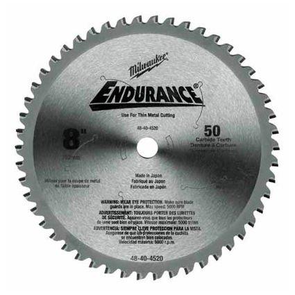 Milwaukee Electric Tool - 48-40-4520 - 8 Cermet Metal Cuttin