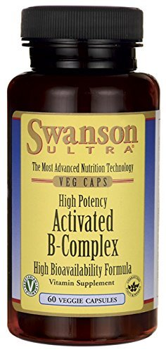 Swanson Ultra Activated B-Complex High - Swanson Ultra