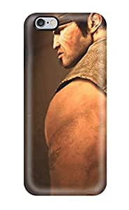 CaseyKBrown KRezFSo5858hLkxf Case For Iphone 6 Plus With Nice Gears Of War 3 Marcus Appearance
