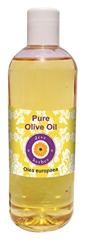 Deve Herbes Pure Olive Oil (Olea europaea)- 200ML (10.14 oz)