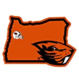 #6: NCAA Oregon State Beavers Home State Decal, 5
