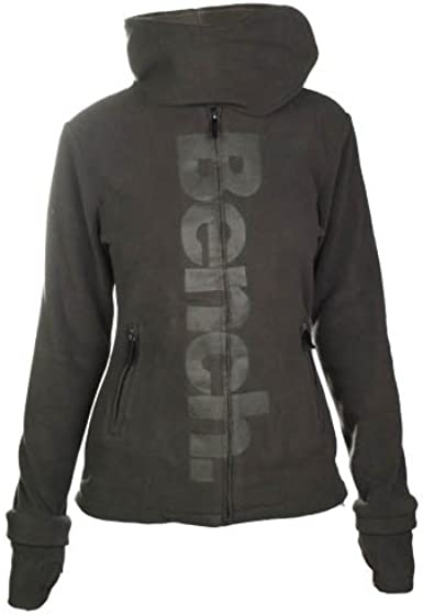 Bench Damen Jacke Finish First Fleece Jacket WMS Blackdeep