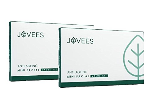 Jovees Anti Ageing Mini Facial Value Kit-2 Pc Anti Ageing Kit