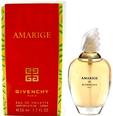 Amarige 1.7 Ounce Edt - AMARIGE By GIVENCHY Perfume For Woman 1.7 OZ EDT SEALED