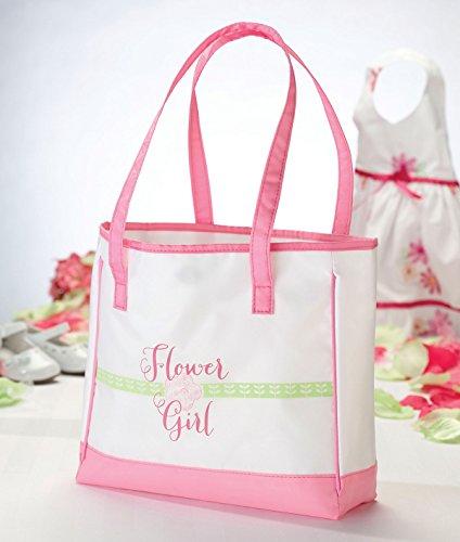 Lillian rose Flower Girl Tote bag, 26,7cm da 24,1cm