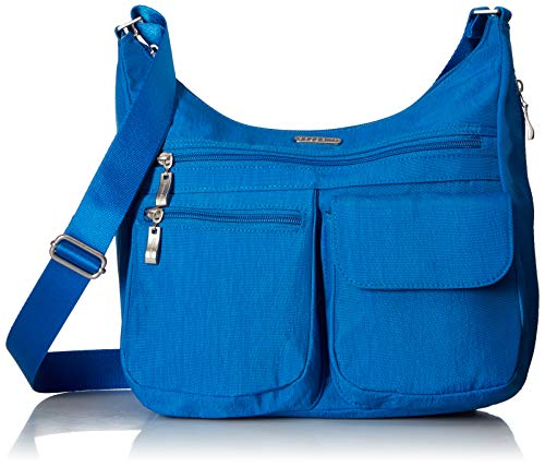 Bagg Bags - Baggallini Everywhere Bagg with RFID, Directoire Blue