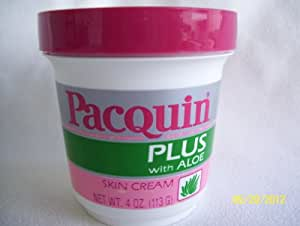 Pacquin Plus W/ Aloe Skin Cream 1.5 Oz. (3 Tubes)