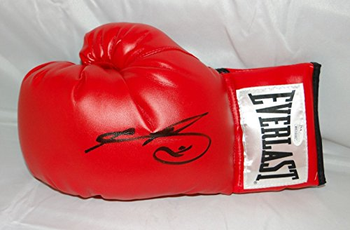 Sugar Ray Leonard Hand Signed - Sugar Ray Leonard Signed / Autographed Everlast Boxing Glove- JSA W Auth