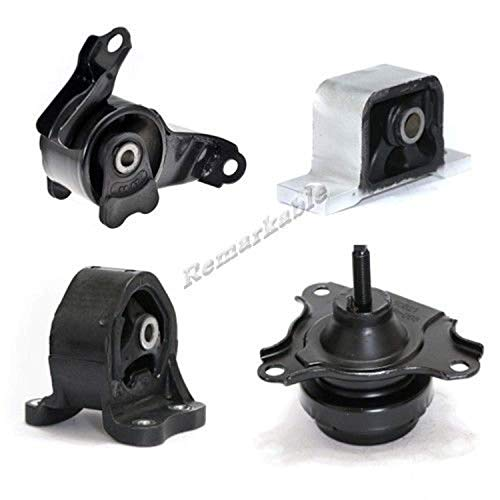 Remarkable Power G031 Fit For 2002-06 Honda CRV 2.4L Engine Motor Transmission Mount Kit For AT ()