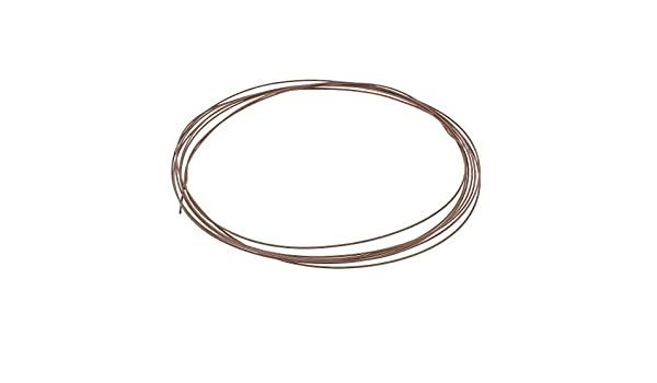 eDealMax 1, 4 mm alambre Dia 15 AWG 5M Rollo de Cable calentador de calefacción: Amazon.com: Industrial & Scientific