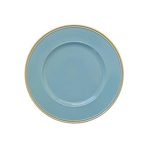 Set of 4 Duck House NFL Chicago Bears 10 Melamine Plastic Dinner Party Plates