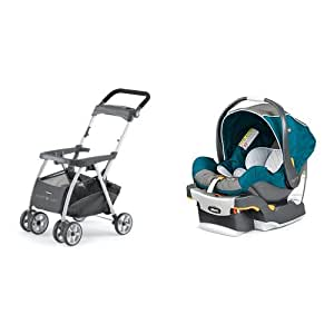 Chicco Keyfit 30 Infant Car Seat with Caddy, Polaris