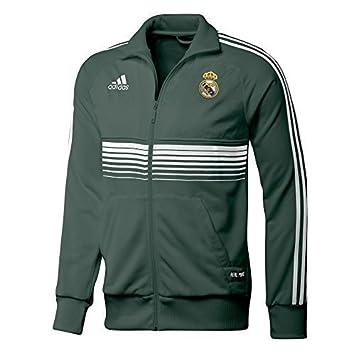 adidas Real Madrid Chaqueta de chándal Entrenamiento Fútbol ...