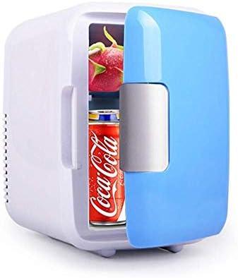 ZWH-ZWH 4Lミニカー冷蔵庫ポータブル冷凍庫12Vコンパクト静かなAC + DC電源の互換性エレクトリッククーラーボックスウォーマーアウトドアキャンプピクニックトラベル 車載用冷蔵庫