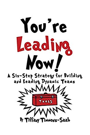 You're Leading Now!