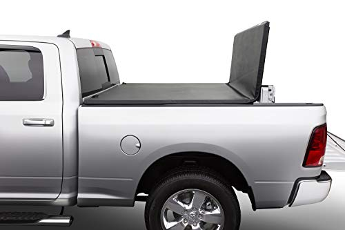Tonno Pro 42-209 Tonno Tri-Fold Truck Bed Tonneau Cover for 2019 Ram 1500 Without Rambox ()