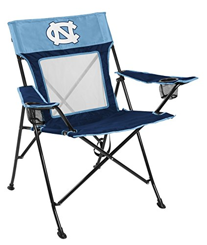 NCAA North Carolina Tar Heels Unisex 00643092111NCAA Game Changer Chair (All Team Options), Blue, Adult