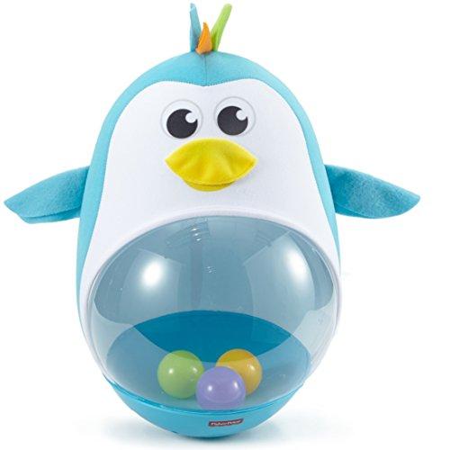 Amazon.com: Fisher-Price Go Baby Go! Bat & Wobble Penguin ...  Fisher Price Bat Wobble