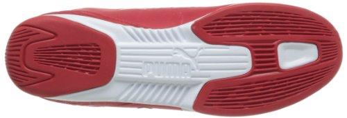 Puma Hombres Valorosso The Ferrari Webcage Motorsport Shoe Rosso Corsa / Blanco