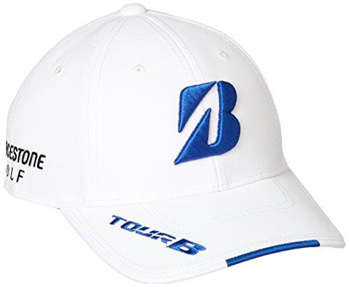 [ブリヂストンゴルフ] Tour BプロモデルキャップCPG711 B メンズ