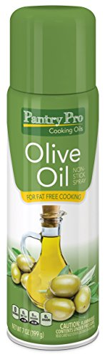 Pantry Pro Olive Oil Cooking Pan Spray, 7 Fluid Ounce