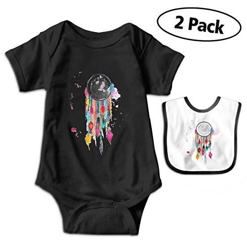 BenF Dream Catcher Baby Onesie Outfits Bodysuit Romper for 0-24months