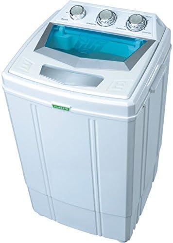 Syntrox Germany – Energía a 4 kg lavadora con camping centrifugado ...