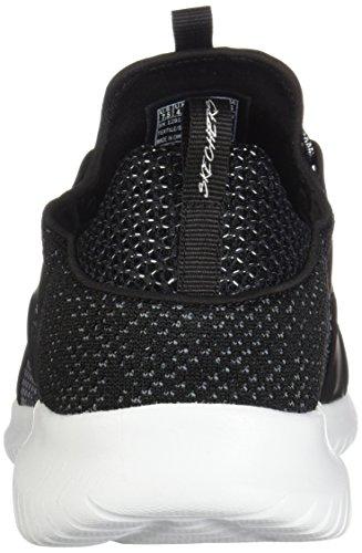 Glisten Skechers Skechers Para bkw Mujer Flex Deportivo Negro Marca Glow Ultra Negro Calzado Color Modelo Mujer B7n1UzqBwH