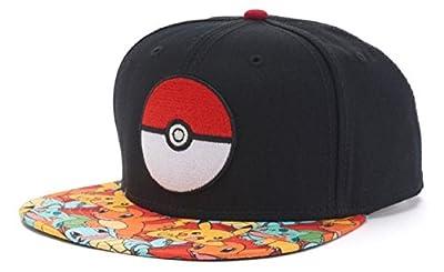 Kohls Men's Pokemon Snapback Cap