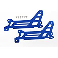 Traxxas 6328 Main Frame/Side Plate/Outer Blue DR-1 (2), 6328