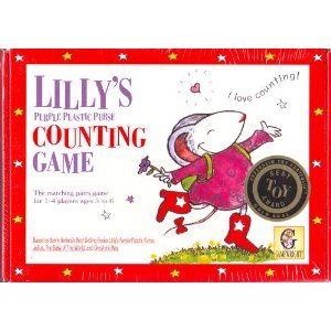 Lilly's Purple Plastic Purse Counting Game: The Matching Pairs Game with Other (Lilly And The Purple Plastic Purse Activities)