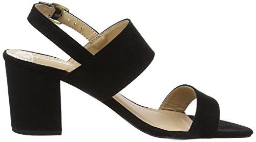 Dorothy PerkinsSally Block Heel - sandalias con tacón mujer Negro (Negro)