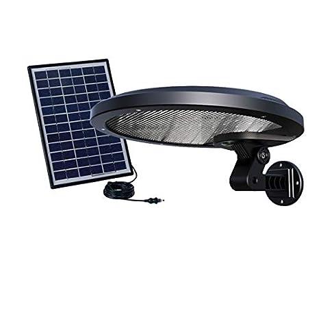 Solar seguridad Garaje entrada foco Sensor de movimiento 56 LED (3