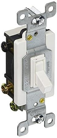 Morris 82041 Toggle Switch 4 Way 4 Poles 120V277V 15 Amp