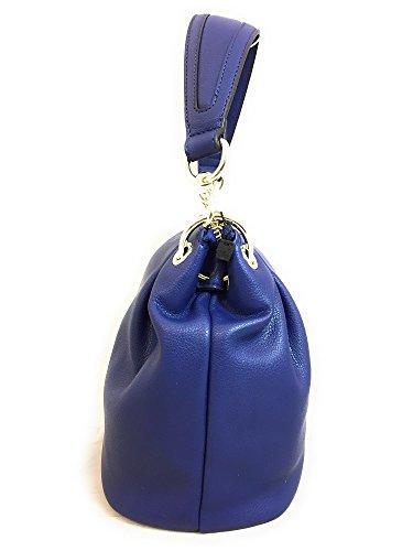 GUESS FW17 BORSA AMALIA GIRLFRIEND SATCHEL BLUE